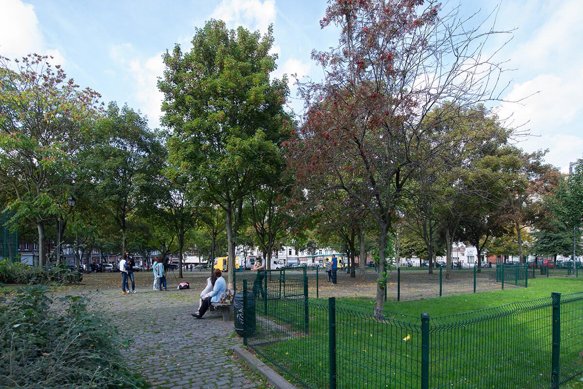 Place Marie Janson