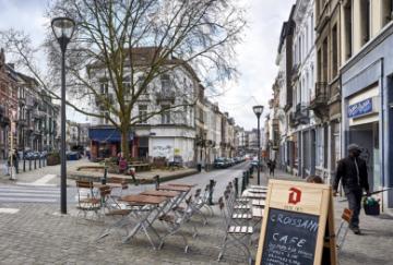 Contrat de quartier durable : aménagement des espaces publics