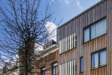Contrat de quartier durable : création de logements